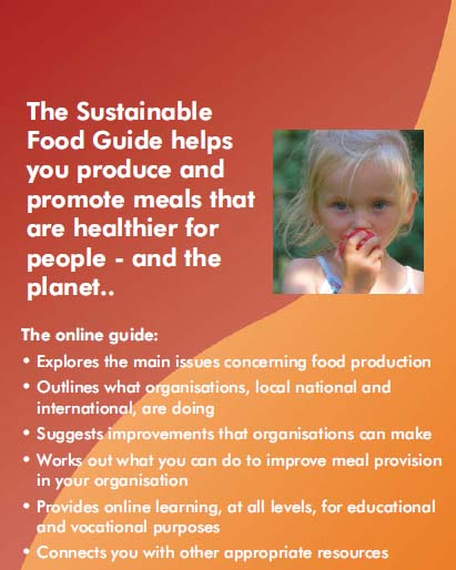 Sustainable Food Guide